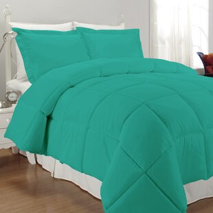 Carley Reversible Comforter Set by Zipcode Design