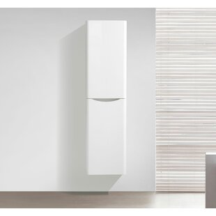 Stanhope 40x 150cm Wall Mounted Cabinet by Belfry Bathroom