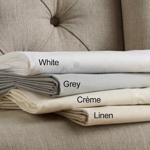 Down Inc. 100% Cotton Sateen Sheet Set 400 Thread Count