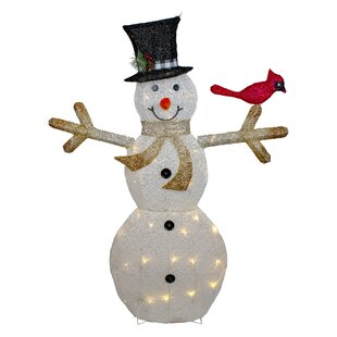 Snowman Decorations You Ll Love In 2021 Wayfair