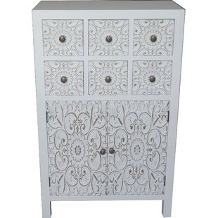 Dumt 6 Drawer Combi Chest By Bloomsbury Market