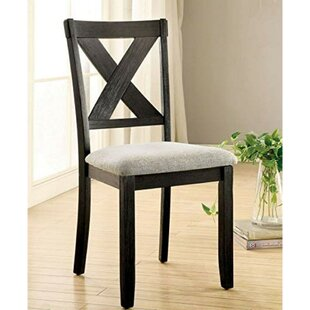 Dugger Upholstered Dining Chair (Set of 2)