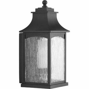 Compare De Witt 1-Light Wall Lantern By Darby Home Co
