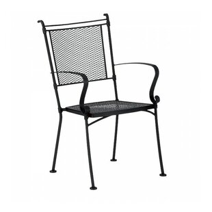 Bradford Stacking Patio Dining Chair