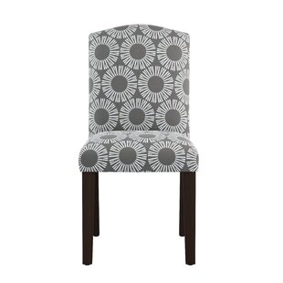Kelston Arched Medallion Side Chair by Wrought Studio