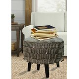 Mcanally Ottoman by Bungalow Rose
