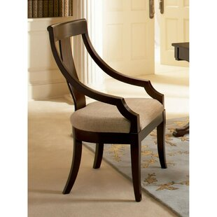Kinnison Solid Wood Dining Chair by Alcot..