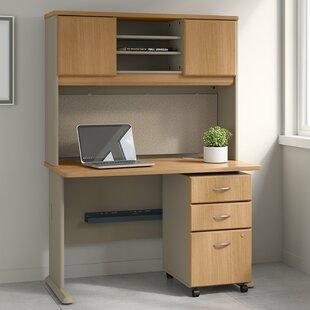 Series A 3 Piece Desk Office Suite by Bush Business Furniture