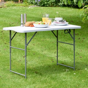 Allie Folding Camping Table By VonHaus
