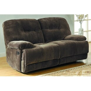 Best Reviews Buster Reclining Loveseat by Millwood Pines Reviews (2019) & Buyer's Guide