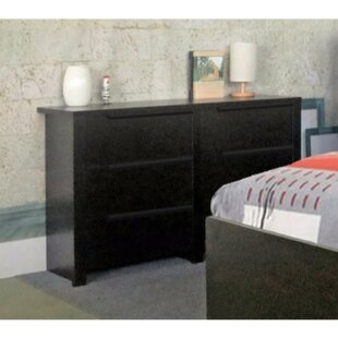 Drinnon Spacious 6 Drawer Double Dresser