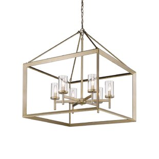 Thorne 6-Light Foyer Pendant  sc 1 st  Wayfair & Entryway u0026 Foyer Lighting Youu0027ll Love | Wayfair