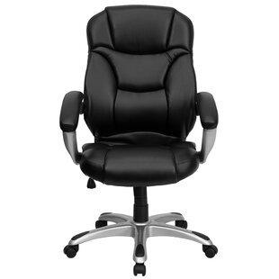 Symple Stuff Wiseman High-Back Executive Chair