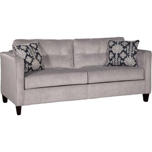 Dengler Upholstery Queen Sleeper Sofa by Ebern Designs