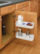 Cabinet Door Storage Organizer (Set of 2)