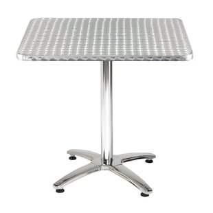 Inexpensive 32 L x 32 W Square Table ByKFI Seating