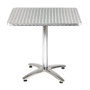 32 L x 32 W Square Table