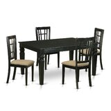 Belcourt 5 - Piece Extendable Dining Set by Darby Home Co