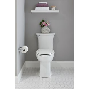 American Standard Edgemere Dual Flush Elongated Two-Piece Toilet