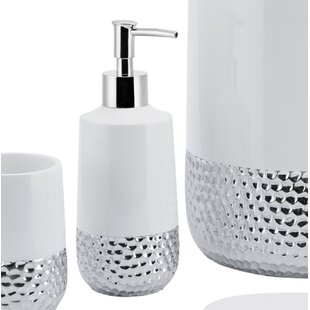 Soap Dispenser Mercer41 Countertop Bath Accessories You Ll Love In 2020 Wayfair