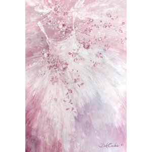 Enchanted Painting Print on Wrapped Canvas