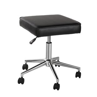 Zetta Height Adjustable Swivel Lab Stool