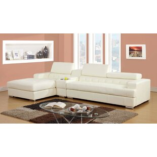Connor Reclining Sectional Collection Hokku Designs