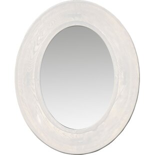 PTM Hepburn Reclaimed Wood Wall Mirror