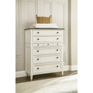 One Allium Way Allred 6 Drawer Chest