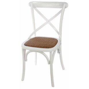 Noisettier Side Chair by Gracie Oaks