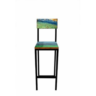 Fin and Tonic 30 Bar Stool EcoChic Lifestyles