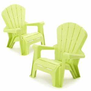 Kids Adirondack Chair (Set of 2) by Little Tikes