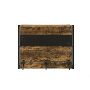 Mccreight Urban Wooden Bar with Wine Storage by Williston Forge