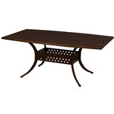 Aldrich Metal Dining Table