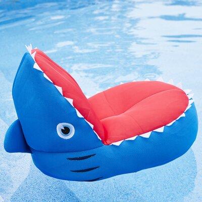 Big Joe Kid's Chomperz Pool Raft Big Joe