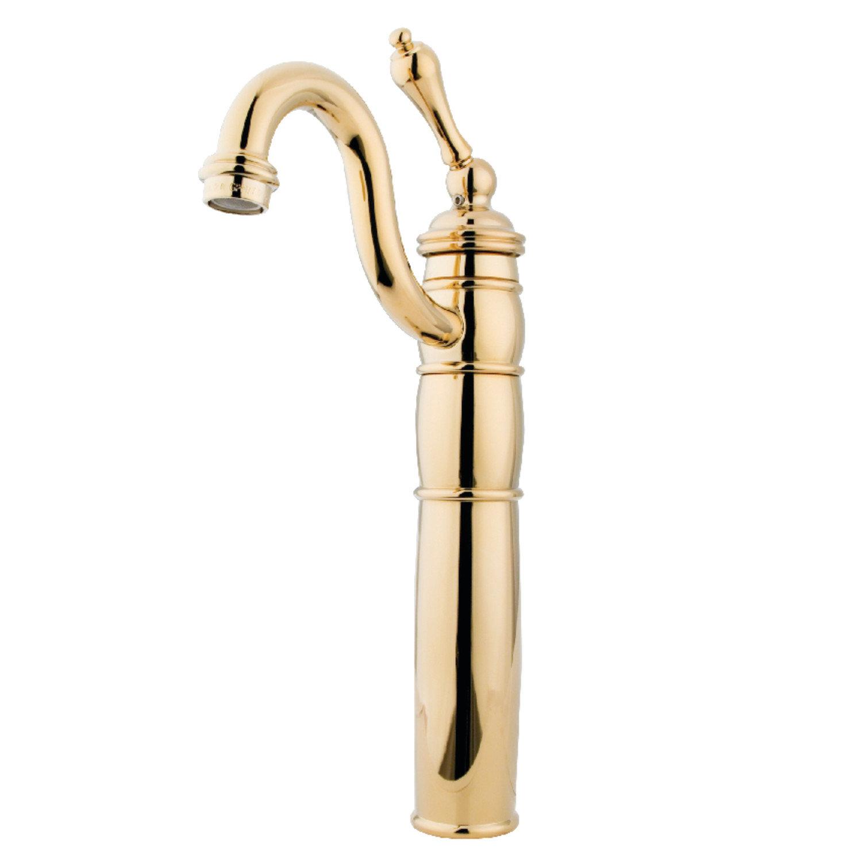 Kingston Brass Heritage Single Hole Bathroom Faucet Wayfair