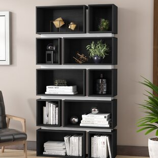 Bradberry Geometric Bookcase
