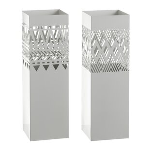 Walsworth Umbrella Stand (Set Of 2) By 17 Stories