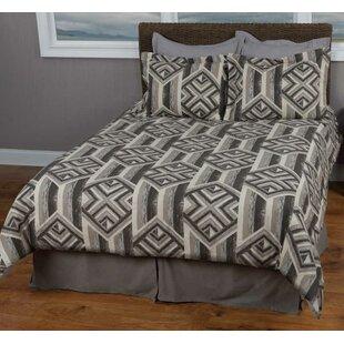 Heaven Cotton Comforter Set by Bloomsbury Market