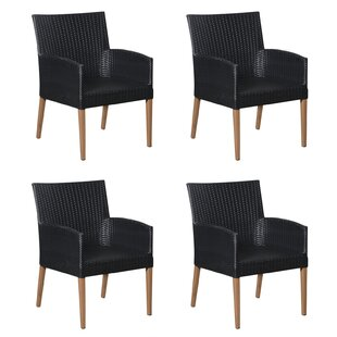 Mashburn Stacking Garden Chair (Set Of 4) By Sol 72 Outdoor