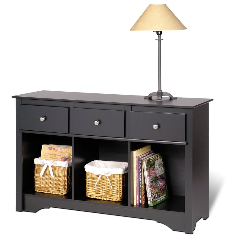Sonoma Living Room Console Table
