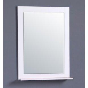 Buy clear Prestwick Traditional Bathroom / Vanity Wall Mirror ByBreakwater Bay