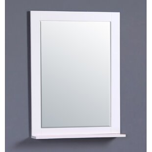 Price comparison Prestwick Traditional Bathroom / Vanity Wall Mirror ByBreakwater Bay