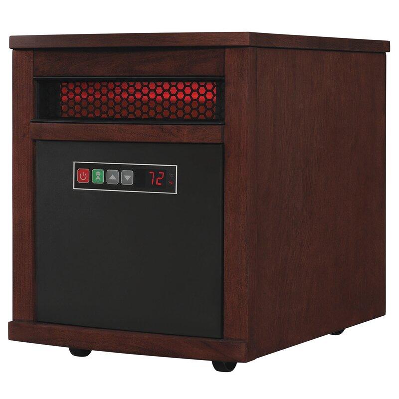 Superbe 1,500 Watt Electric Infrared Cabinet Heater