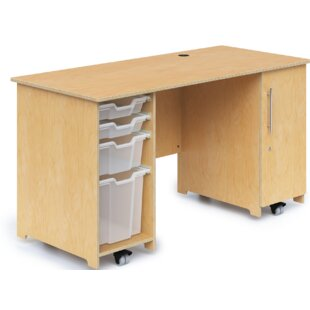 Mortimer Teachers Computer Desk by Zoomie Kids