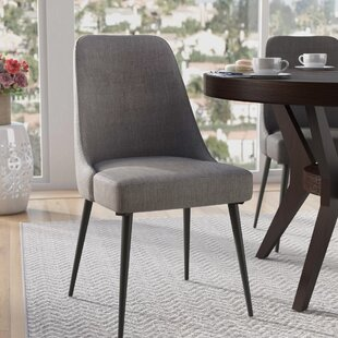 Escudero Upholstered Dining Chair (Set Of 2) by Corrigan Studio New