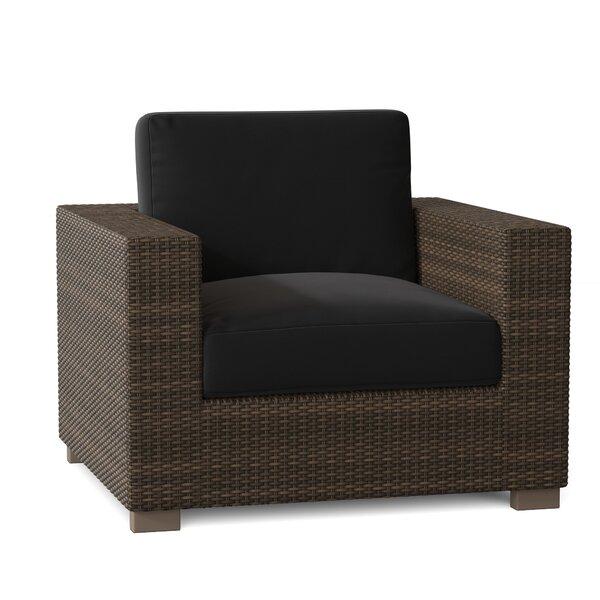 Woodard Montecito Patio Chair With Cushions Wayfair