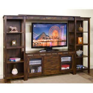 Loon Peak Fresno Entertainment Center for TVs up to 60