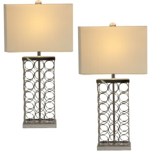 Rings 30 Table Lamp (Set of 2)
