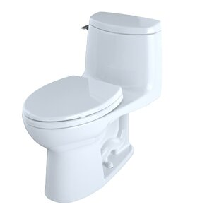 Toto Ultramax 1 GPF Elongated One-Piece Toilet